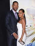 Jada Pinkett-Smith and Will Smith attends Warner Bros. Pictures L.A. Premiere of FOCUS held at The TCL Chinese Theater  in Hollywood, California on February 24,2015                                                                               © 2015 Hollywood Press Agency