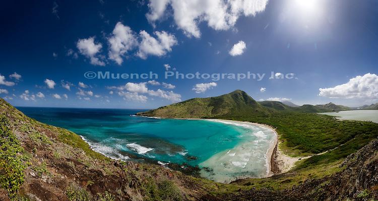 Sand Bank Bay, St. Kitts, Caribbean