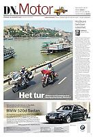 Swedish daily Dagens Nyheter<br /> August 25, 2007<br /> Photographer: Martin Fejer