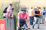 Rigoberto Uran (COL) EF Education First 4th place at the end of Stage 1 of the Route d'Occitanie 2019, running 175.5km from Gignac-Vallée de l'Hérault to Saint-Geniez-d'Olt-et-d'Aubrac , France. 20th June 2019<br /> Picture: Colin Flockton | Cyclefile<br /> All photos usage must carry mandatory copyright credit (© Cyclefile | Colin Flockton)