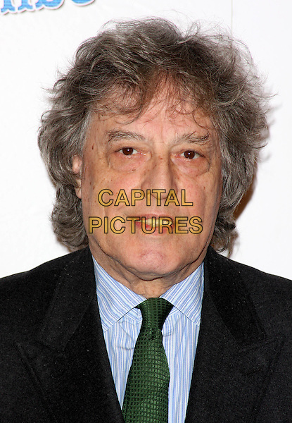 TOM STOPPARD .South Bank Show Awards at the Dorchester Hotel, Park Lane, London, England. .January 20th 2009.southbank headshot portrait.CAP/ROS.©Steve Ross/Capital Pictures.