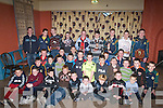 MEDALS: At a ceremony in the White Sands Hotel, Ballyheigue on Sunday medals and trophy's were presented to the under 10, 11, 12, 14 and 16 Hurling teams.   Copyright Kerry's Eye 2008