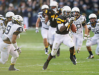 SAN FRANCISCO, CA - December 29, 2012: Arizona State running back Marion Grice (1) during the Navy Midshipmen vs the Arizona State Sun Devils in the 2012 Kraft Fight Hunger Bowl at AT&T Park in San Francisco, California. Final score Navy 28, Arizona State 62.