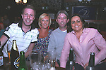 David and Pauline Miller with Cathal (Chuckles) and Helen Murtagh enjoying a night out in Grennans...Photo NEWSFILE/Jenny Matthews.(Photo credit should read Jenny Matthews/NEWSFILE)....This Picture has been sent you under the condtions enclosed by:.Newsfile Ltd..The Studio,.Millmount Abbey,.Drogheda,.Co Meath..Ireland..Tel: +353(0)41-9871240.Fax: +353(0)41-9871260.GSM: +353(0)86-2500958.email: pictures@newsfile.ie.www.newsfile.ie.FTP: 193.120.102.198.