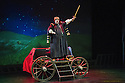 Redhill, UK. 01.02.2013. Birmingham Stage Company presents Horrible Histories - Terrible Tudors. Picture shows: Ashley Bowden. Photo credit: Jane Hobson.
