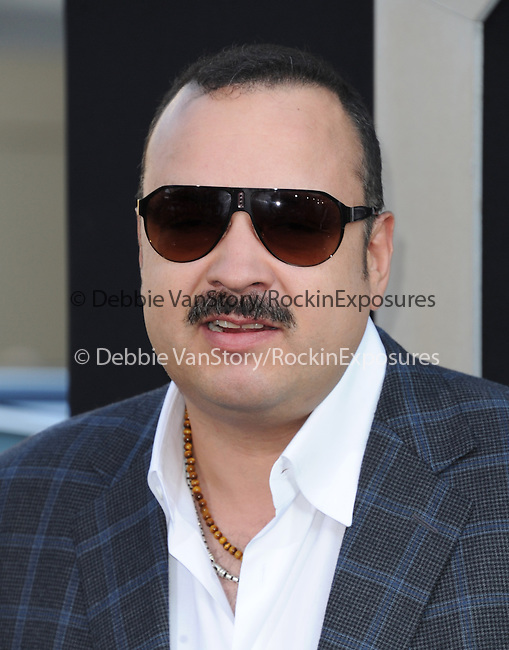 Pepe Aguilar at The Warner Bros. Pictures L.A. Premiere of Pacific Premiere held at The Dolby Theater in Hollywood, California on July 09,2013                                                                   Copyright 2013 Hollywood Press Agency