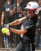 Lake Orion vs Romeo at Hartland High School, Varsity Softball, 6/7/14