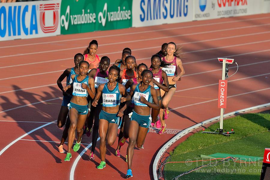 Diamond League Lausanne - Athletissima 2014, Lausanne Switzerland