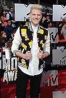 LOS ANGELES, CA - APRIL 13:  2014 MTV Movie Awards at Nokia Theatre L.A. Live on April 13, 2014 in Los Angeles, California. SPMPI/Starlitepics /NortePhoto.com