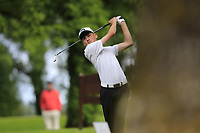 Luke Cunningham (Galway Bay) during the final round of the Connacht Boys Amateur Championship, Oughterard Golf Club, Oughterard, Co. Galway, Ireland. 05/07/2019<br /> Picture: Golffile | Fran Caffrey<br /> <br /> <br /> All photo usage must carry mandatory copyright credit (© Golffile | Fran Caffrey)