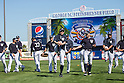 Ichiro Suzuki (Yankees),<br /> FEBRUARY 20, 2014 - MLB : Ichiro Suzuki (C) of the New York Yankees during the the first day of the Yankees spring training baseball camp at George M. Steinbrenner Field in Tampa, Florida, United States.<br /> (Photo by Thomas Anderson/AFLO) (JAPANESE NEWSPAPER OUT)