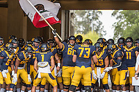 Cal Bears vs San Diego St. Aztecs, September 12, 2015