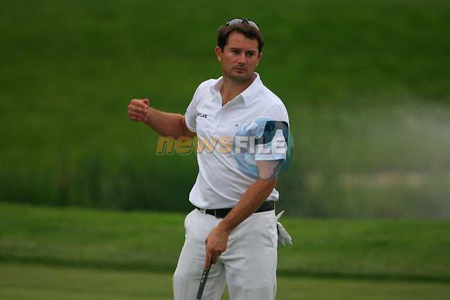 Gareth Maybin (NIR) in action during the Pro-Am Day of the BMW International Open at Golf Club Munchen Eichenried, Germany, 22nd June 2011 (Photo Eoin Clarke/www.golffile.ie)