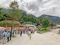 Königssee - Berchtesgaden 16.07.2019: Königssee