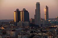 Europe/Turquie/Istanbul :  Gratte-Ciel de Massak