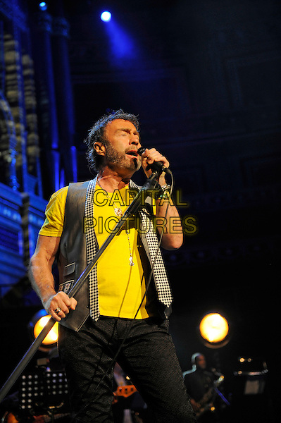 LONDON, ENGLAND - NOVEMBER 3: Paul Rodgers performing at the Royal Albert Hall on November 3, 2014 in London, England.<br /> CAP/MAR<br /> &copy; Martin Harris/Capital Pictures