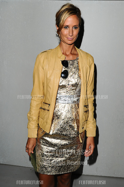 Lady Victoria Hervey at the Todd Lynn catwalk show as part of London Fashion Week SS13, Somerset House, London. 15/09/2012 Picture by: Steve Vas / Featureflash