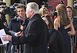 """Jon Voight and Angelina Jolie attends """"In The Land Of Blood And Honey"""" Los Angeles Premiere held at The Arclight Theatre in Hollywood, California on December 08,2011                                                                               © 2011 Hollywood Press Agency"""