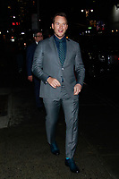 NEW YORK, NY - FEBRUARY 4: Chris Pratt at The Late Show With Stephen Colbert on February 4, 2019 in New York City. <br /> CAP/MPI99<br /> &copy;MPI99/Capital Pictures