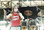 Saxon, Castle Donnington Monsters of Rock 1982 Donnington 1982