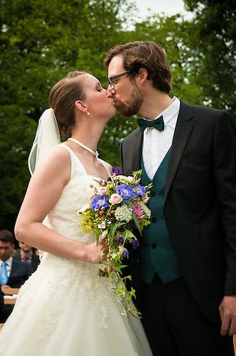 Wedding on Wannsee Berlin