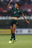 Manuela Giugliano of Italy celebrates after scoring a goal<br /> Castel di Sangro 12-11-2019 Stadio Teofolo Patini <br /> Football UEFA Women's EURO 2021 <br /> Qualifying round - Group B <br /> Italy - Malta<br /> Photo Cesare Purini / Insidefoto