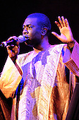 Oct 20, 2004: YOUSSOU N'DOUR - Barbican Hall London