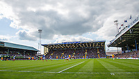 General view of play during the Sky Bet League 2 match between Portsmouth and Wycombe Wanderers at Fratton Park, Portsmouth, England on 23 April 2016. Photo by Andy Rowland.