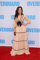 WESTWOOD, CA - APRIL 30: Mariana Trevino at the premiere of Overboard at the Regency Village Theatre on April 30, 2018 in Westwood, California Credit: David Edwards/MediaPunch