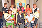 Dorothy Nestor, lady captain Beaufort Golf resort, pictured with the prize winners of the ladies open day at the course on Wednesday.Pictured are Eileen MCGee and Peggy O'Donoghue, Ross Golf Club, Mary Savage and Marie McGrath, Tralee, Katie O'Connor, Dunloe,  Liz O'Carroll and Anita Lynch, Tralee..NO FEE...