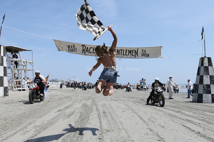 The Race of Gentlemen, held on the beach at Wildwood, New Jersey on Saturday June 4, 2016
