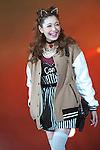 November 8, 2012, Tokyo, Japan - Japanese model Rina Fujii poses on the catwalk during Girls Award 2012 Autumn/Winter at the Yoyogi National Gymnasium in Shibuya, Japan. (Photo by Yumeto Yamazaki/Nippon News)