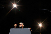 United States President Barack Obama delivers remarks at a Democratic National Committee Gen44 fundraising event at DAR Constitution Hall in Washington, D.C., U.S., on Thursday, September 30, 2010. .Credit: Brendan Hoffman - Pool via CNP