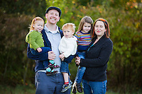 Fall Park Hill Family Session