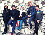 The Tourists 1980 with Annie Lennox and Dave Stewart.
