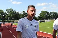 13.06.2017: Training der Nationalmannschaft in Kelsterbach