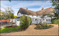 BNPS.co.uk (01202 558833)<br /> Pic: LovettInternational/BNPS<br /> <br /> A home fit for Goldilocks, this country cottage is just right...<br /> <br /> The picturesque thatched property where author Robert Southey first penned the famous story of three bears and their unwanted house guest is now on the market for &pound;1.15million.<br /> <br /> From the outside Burton Cottage, in the village of Burton, just outside Christchurch in Dorset, looks much like it would have at the start of the 19th century when Southey lived there.<br /> <br /> But inside it is a contemporary dream that even fussy Goldilocks would struggle to find fault with.