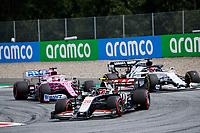 12th July 2020; Styria, Austria; FIA Formula One World Championship 2020, Grand Prix of Styria race day; FIA Formula One World Championship 2020, Grand Prix of Styria,  20 Kevin Magnussen DEN, Haas F1 Team