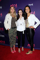 "LOS ANGELES - OCT 2:  Elizabeth Whitson, Francesca Eastwood, Cesalina Gracie at the ""M.F.A."" Premiere at the The London West Hollywood on October 2, 2017 in West Hollywood, CA"