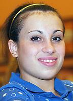 2008-07-07 Coni: Presentazione degli atleti italiani che parteciperanno alle prossime Olimpiadi di Pechino<br /> Vanessa Ferrari<br /> Photo Serena Cremaschi Inside