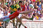 Declan O'Sullivan, Kerry v Cork, GAA Football All-Ireland Senior Championship Semi-Final Replay,  Croke Park, Dublin. 31st August 2008   Copyright Kerry's Eye 2008