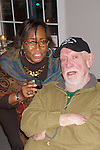 Producer Michael Kline thanked his Exit 0 International Jazz Festival volunteers at a special holiday party he hosted at the Exit Zero Cookhouse in Cape May, NJ.