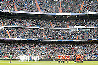 Tribute to Real Sociedad's supporter died in traffic accident traveling to the match.January 31,2015. (ALTERPHOTOS/Acero) /NortePhoto<br /> /NortePhoto.com