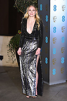 Sophie Turner<br /> at the 2017 BAFTA Film Awards After-Party held at the Grosvenor House Hotel, London.<br /> <br /> <br /> &copy;Ash Knotek  D3226  12/02/2017