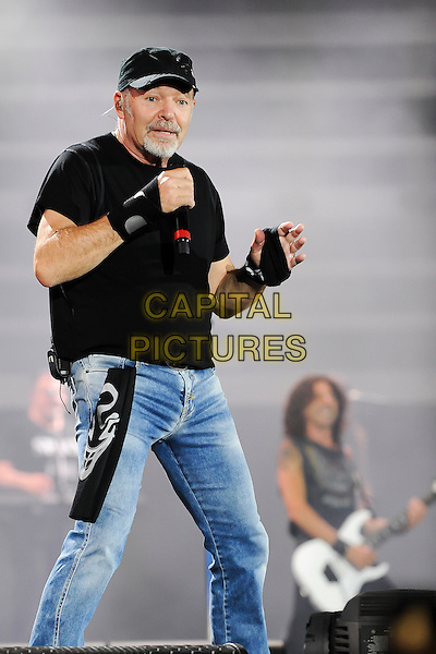Rome, italy - 22 June: Vasco Rossi performs live at Olimpico Stadium in Rome, Italy on June 22, 2016. <br /> *Not for sale in Italy, Sweden, Norway*<br /> CAP/MSX<br /> &copy;MSX/Capital Pictures