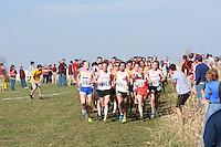 2012 DI XC Midwest Reg Men @ 7300m