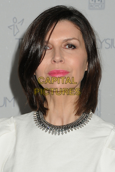 10 January 2015 - Santa Monica, California - Finola Hughes. The Art of Elysium&rsquo;s 8th Annual Heaven Gala held at Hangar 8.   <br /> CAP/ADM/BP<br /> &copy;Byron Purvis/AdMedia/Capital Pictures