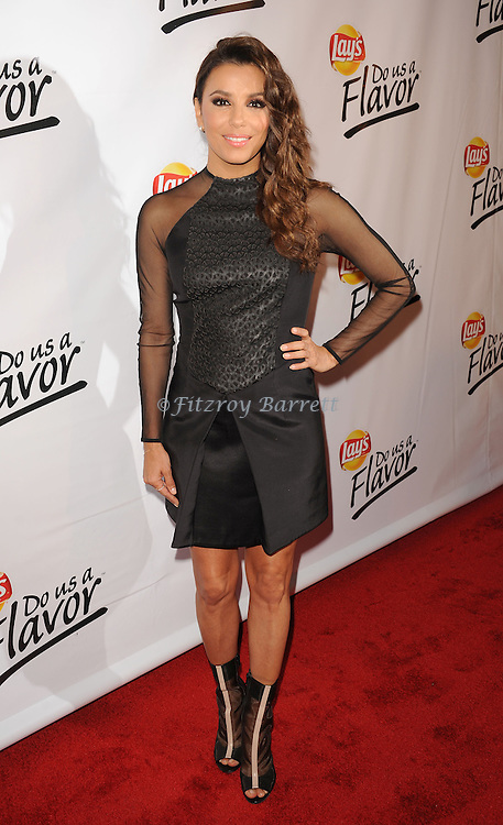"May 6, 2013   Beverly Hills, Ca..Eva Longoria.Eva Longoria and the Lay's Brand Announce the Winning Flavor in Lay's "" Do Us a Flavor"" contest at Beso Restaurant in Hollywood CA..© Fitzroy Barrett / AFF-USA.COM"