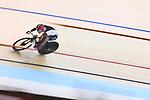 Ambience shot, Riyu Ota (JPN), <br /> AUGUST 28, 2018 - Cycling - Track : Women's Keirin Repechage at Jakarta International Velodrome during the 2018 Jakarta Palembang Asian Games in Jakarta, Indonesia. <br /> (Photo by MATSUO.K/AFLO SPORT)