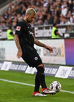 Marco Russ (Eintracht Frankfurt) - 30.09.2018: Eintracht Frankfurt vs. Hannover 96, Commerzbank Arena, DISCLAIMER: DFL regulations prohibit any use of photographs as image sequences and/or quasi-video.